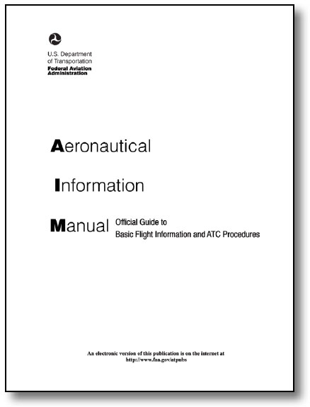 Figure 1-14. Aeronautical Information Manual.