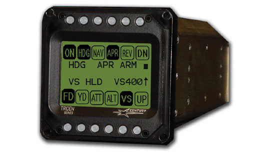 Figure 2-23. An example of an autopilot system.