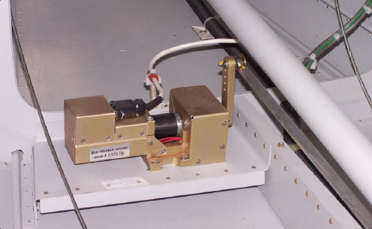 Figure 6-24. Basic autopilot system integrated into the flight control system.