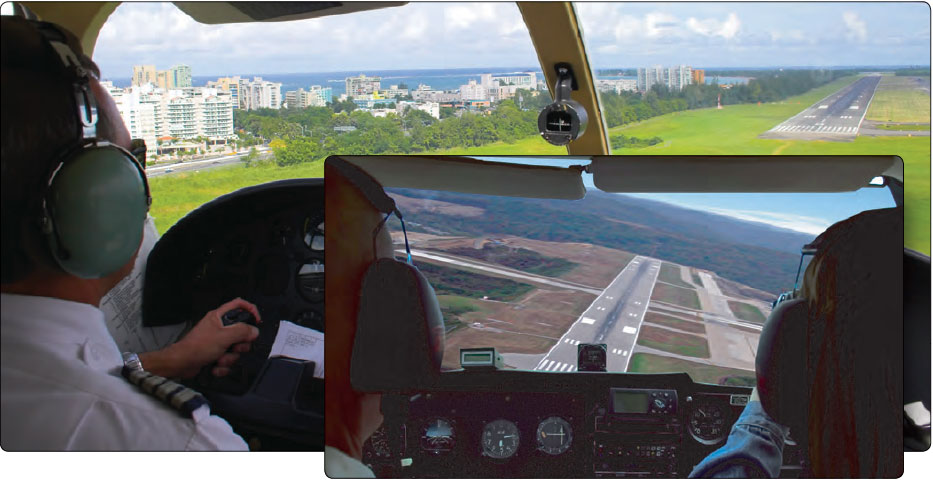 Figure 1-2. Good airmanship skills include sound knowledge of the principles of flight and the ability to operate an airplane with competence and precision.
