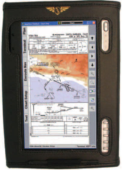 Figure 1-7. Example of an electronic flight bag.