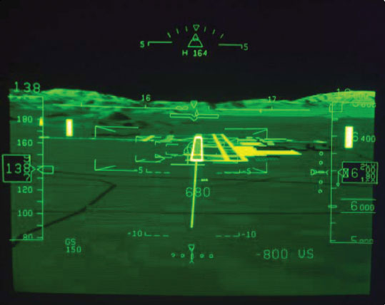 Figure 17-25. Night time SVS system.