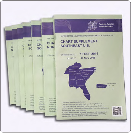 Figure 2-14. Chart Supplement (includes Airport/Facility Directory section).