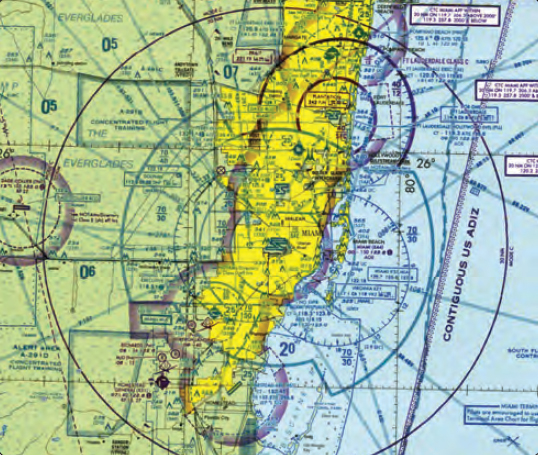 Figure 5-32. Temporary flight restriction (TFR).