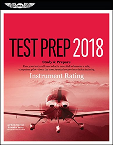 Instrument Flight Rules Test Prep
