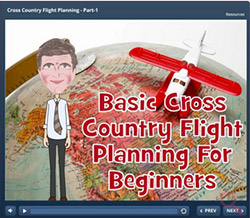 Rod Machado's Cross Country Flight Planning