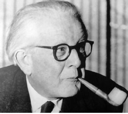 Figure 2-2. Jean Piaget, Swiss scientist and psychologist.