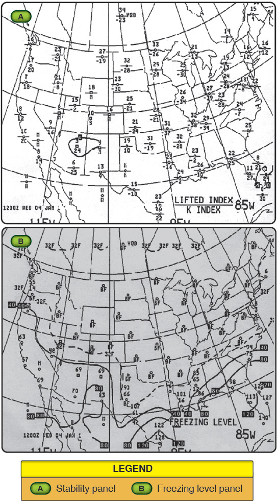 Figure 9-35. Composite moisture stability chart.